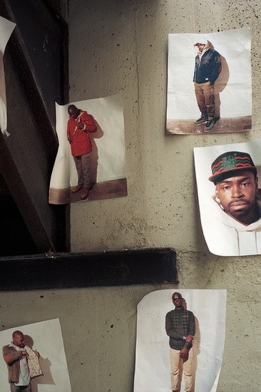 Американский ритейлер Вodega опубликовал лукбук осенней коллекции одежды. Изображение № 2.