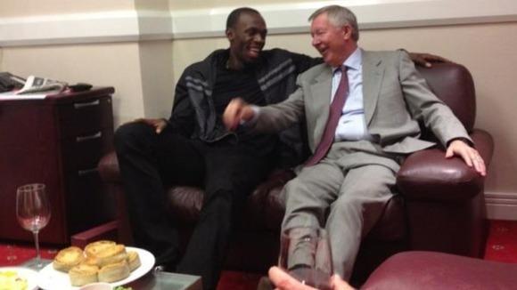Алекс Фергюсон позвал Усэйна Болта в «Манчестер Юнайтед». Изображение № 2.