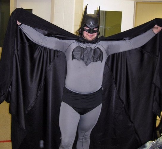 В Мичигане полицейские арестовали Бэтмена, пытавшегося сделать за них всю работу. Изображение № 1.