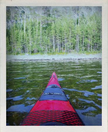 Фоторепортаж: Как я плавал на каяке. Изображение № 8.