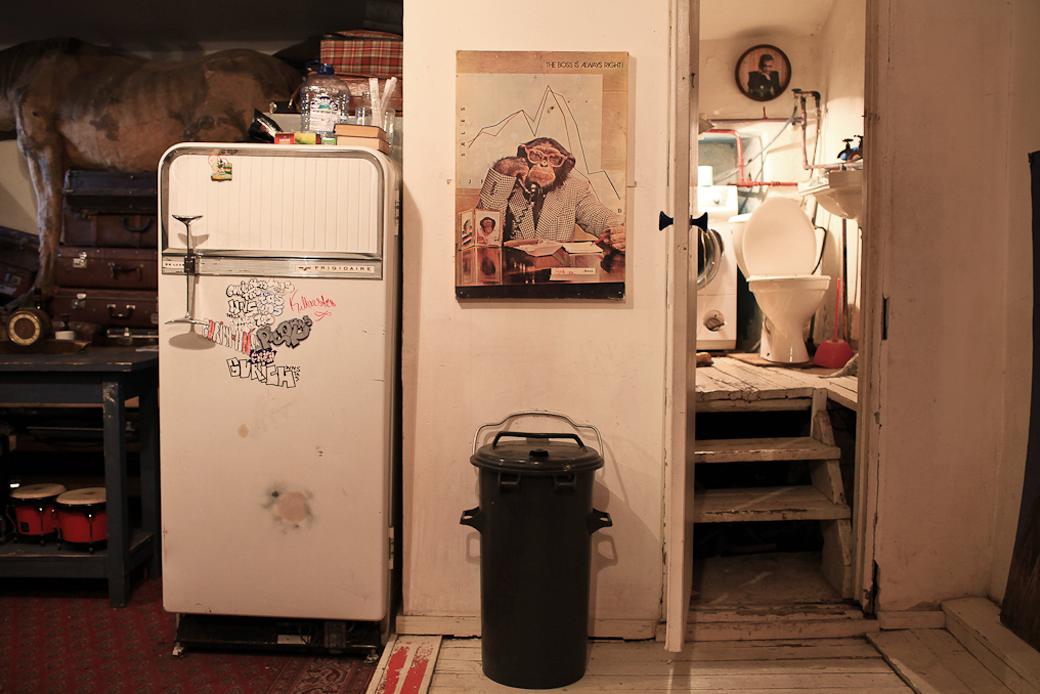 «Пинстрайпинг — это только ты, кисть и краска»: Интервью с художниками-кастомайзерами Freehand Store. Изображение № 4.