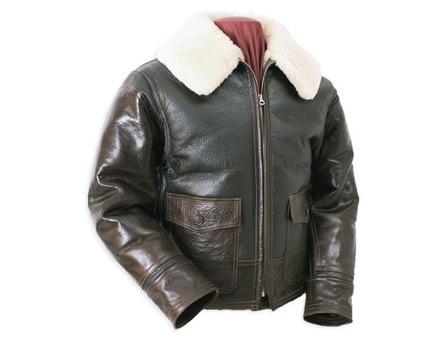 На высоте: История и особенности легендарной пилотской куртки на меху — B-3. Изображение № 12.