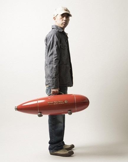 Японская марка Human Made опубликовала лукбук осенней коллекции одежды. Изображение № 9.