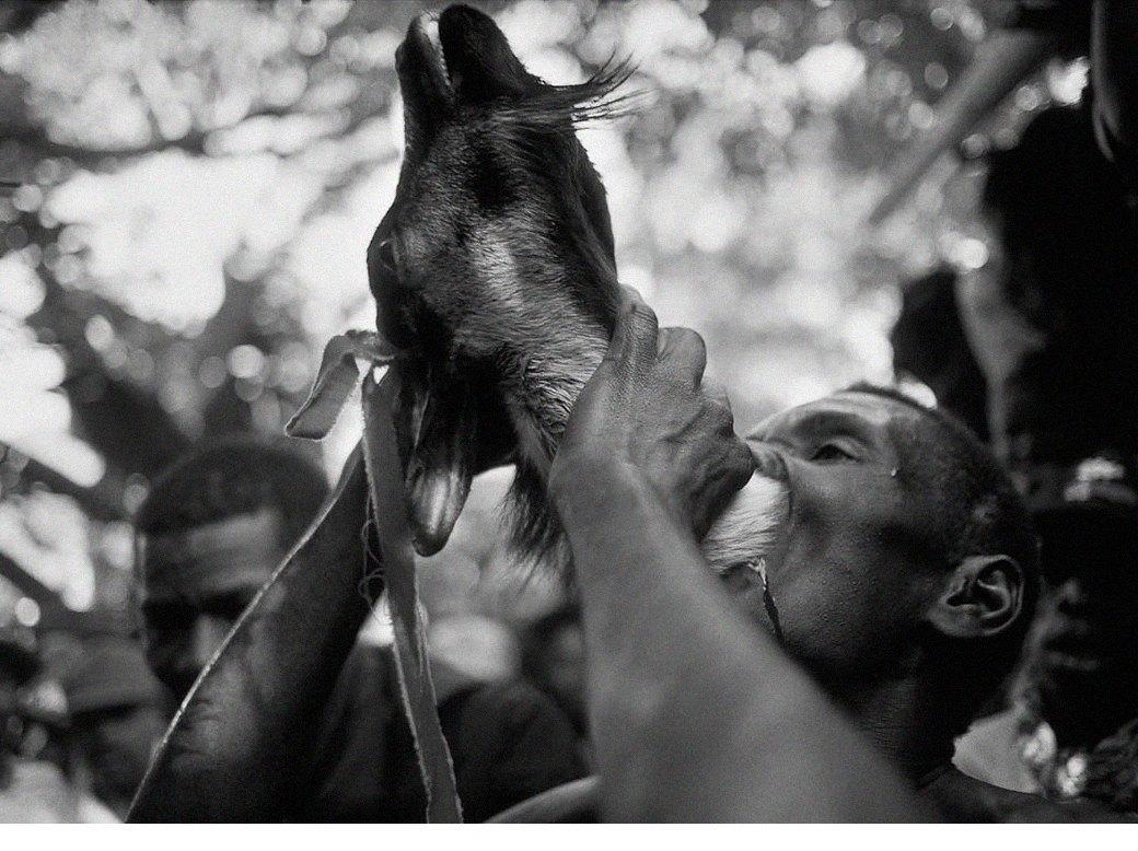 Национальный транс: Культура и магия гаитянского вуду. Изображение № 12.