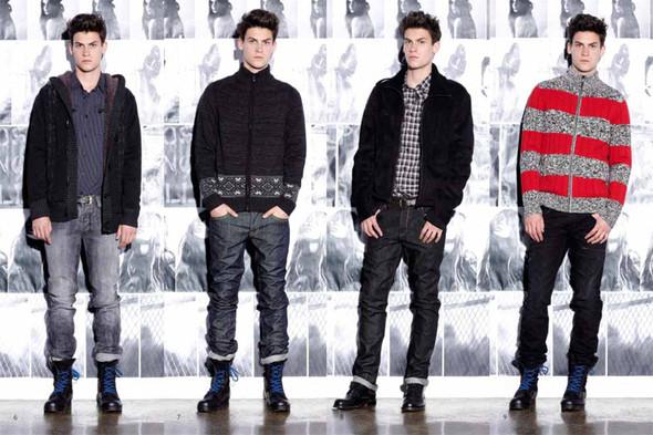 Мужские лукбуки: Zara, H&M, Pull and Bear и другие. Изображение № 23.