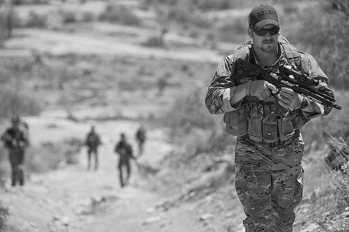 Американский дьявол: Летопись подвигов самого результативного снайпера США. Изображение № 1.
