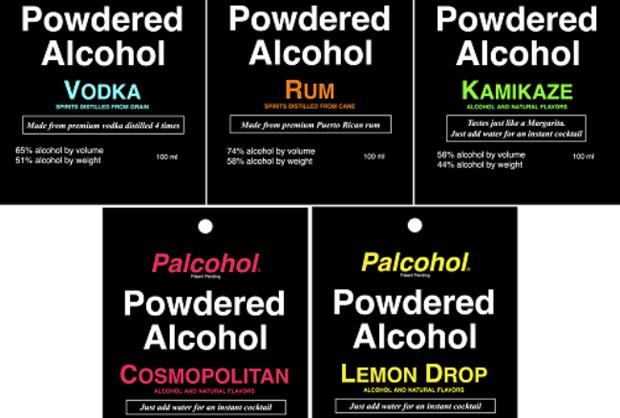 Просто добавь воды: Всё, что нужно знать про порошковый алкоголь. Изображение № 1.