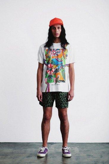 Марка Stussy опубликовала лукбук весенней коллекции одежды. Изображение № 9.