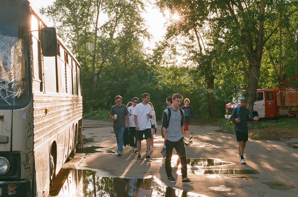 Фоторепортаж: Фестиваль Outline на Карачаровском механическом заводе. Изображение № 62.