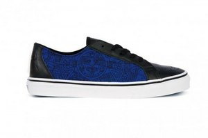 Марка Vans выпустила коллекцию камуфляжной обуви. Изображение № 6.