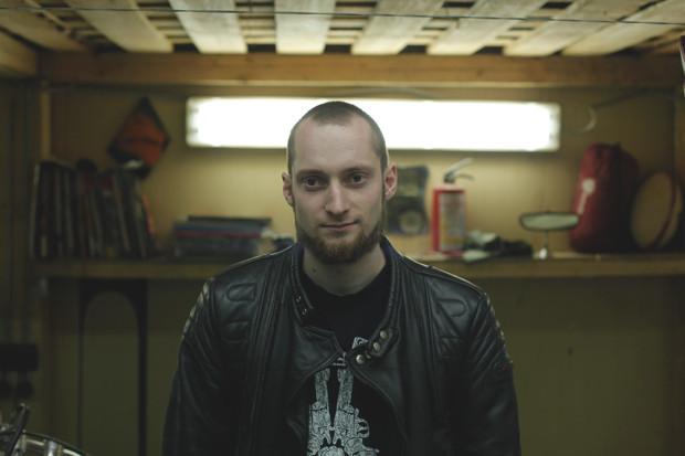 Сергей Козелков, один из основателей мастерской New Old Shit. Изображение № 1.