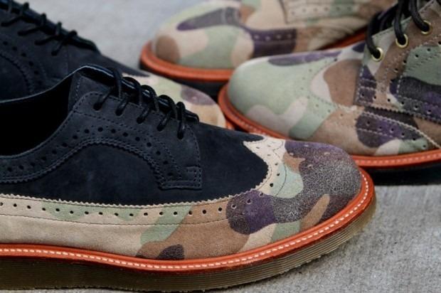 Дизайнер Ронни Фиг и марка Dr. Martens выпустили капсульную коллекцию обуви. Изображение № 7.