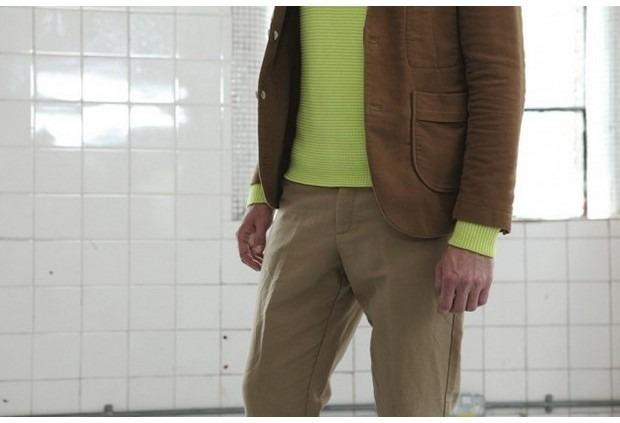 Шотландская марка Folk опубликовала лукбук весенней коллекции одежды. Изображение № 7.