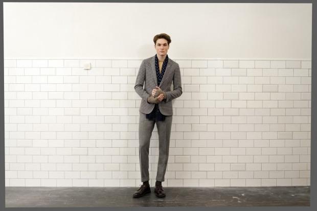 Марка Gant Rugger опубликовала второй лукбук осенней коллекции одежды. Изображение № 12.