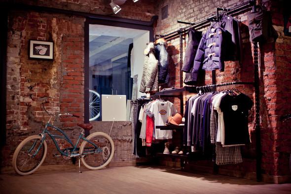 Новое пространство магазина Konkrete Store. Изображение № 5.