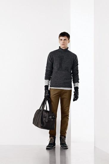 Марка Lacoste представила осеннюю коллекцию одежды. Изображение № 3.