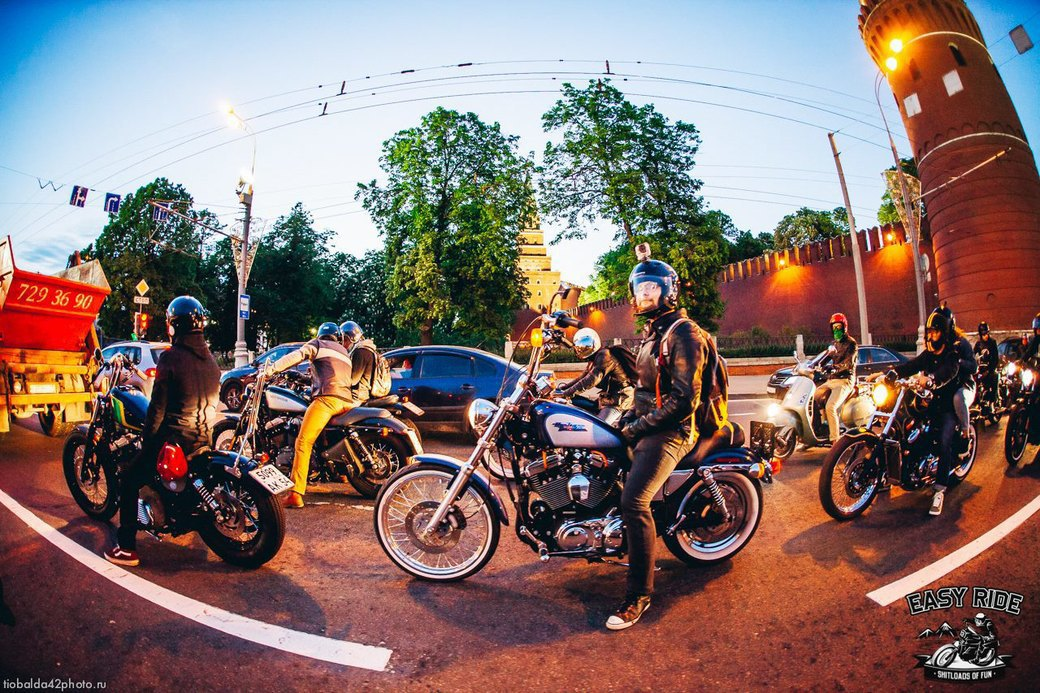 Easy Ride: Новый сезон проекта и видео с ночного заезда. Изображение № 6.