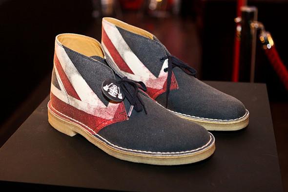 Новая коллекция обуви Clarks Originals. Изображение № 11.