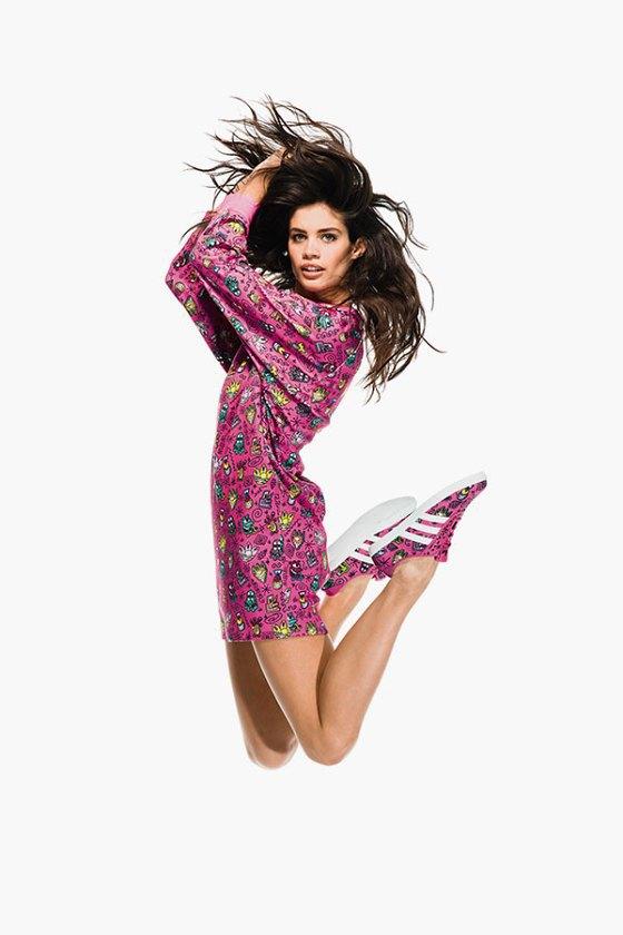 Джереми Скотт разработал новую коллекцию для Adidas Originals . Изображение № 1.