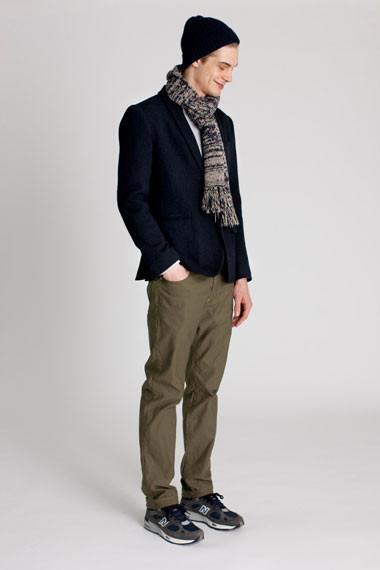 Новая коллекция одежды дизайнера Стивена Алана. Изображение № 3.