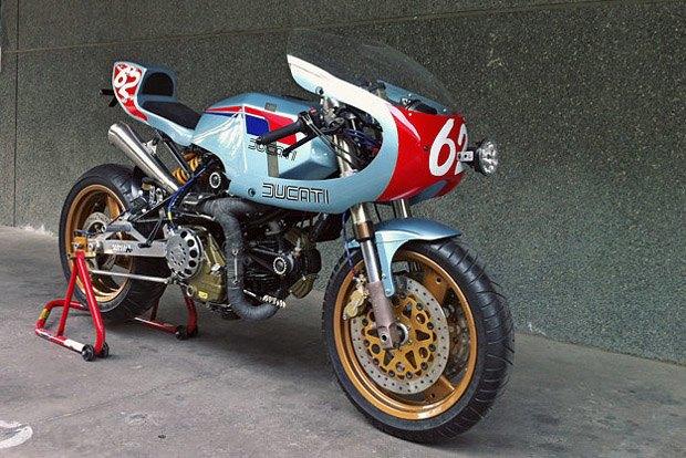 Ателье Radical Ducati прекращает работу. Изображение № 3.