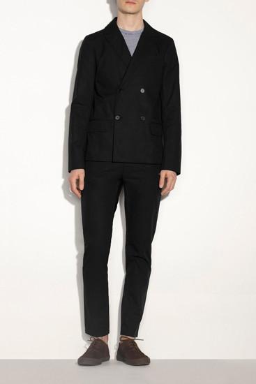 Марка A.P.C. опубликовала лукбук новой коллекции одежды. Изображение № 4.