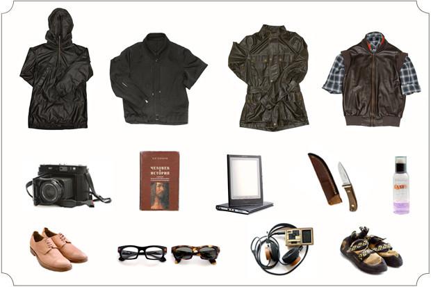 Личный состав: 15 предметов из коллекции Павла Кузовкова, менеджера клуба «Солянка» и бара «Луч». Изображение № 2.