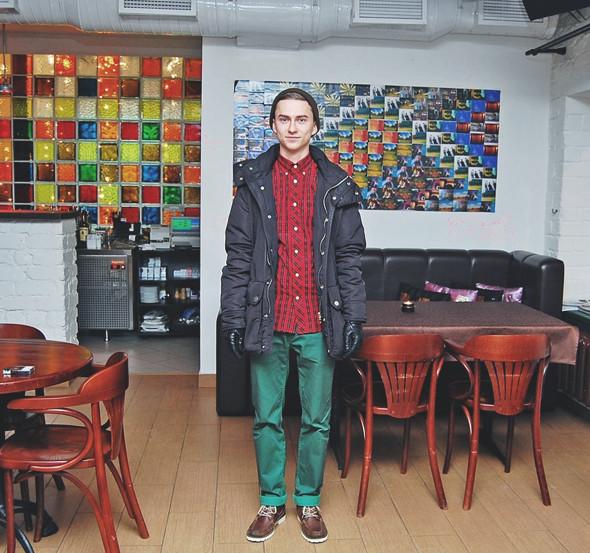 Иван Дикий, дизайнер. Изображение №17.