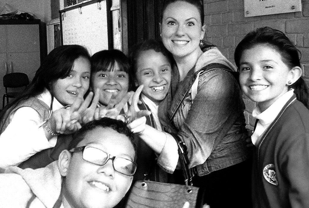 Как бросить всё и стать школьной учительницей в Колумбии. Изображение № 2.