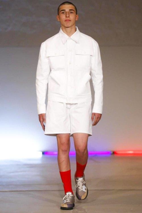 Гоша Рубчинский показал новую коллекцию на Неделе моды в Париже. Изображение № 5.