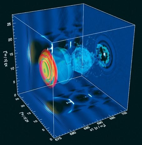 Европейские ученые собираются создать самый мощный в мире лазер, объединив лучи. Изображение № 4.
