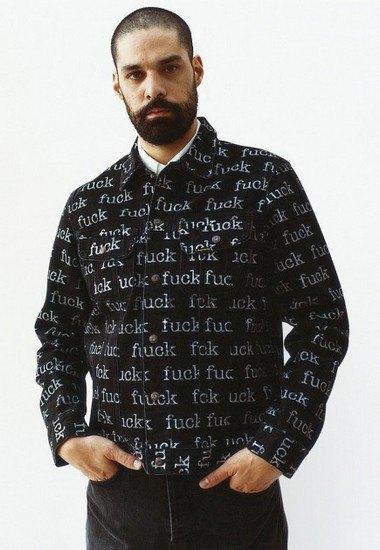 Марка Supreme выпустила лукбук весенней коллекции одежды. Изображение № 3.
