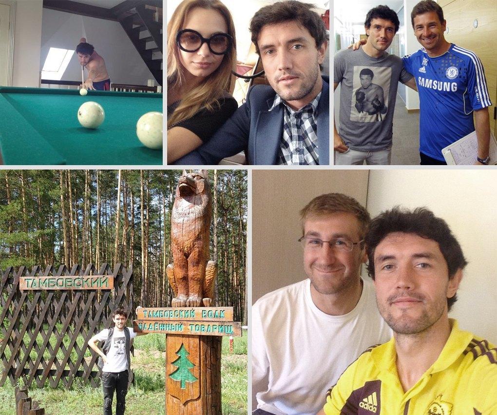 Что публикуют в своих Instagram российские футболисты. Изображение № 8.