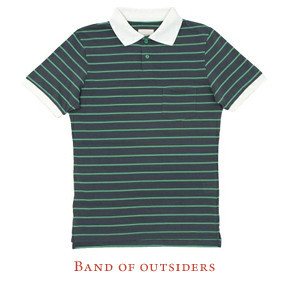 Заказное дело: 10 полосатых рубашек-поло в интернет-магазинах. Изображение № 13.