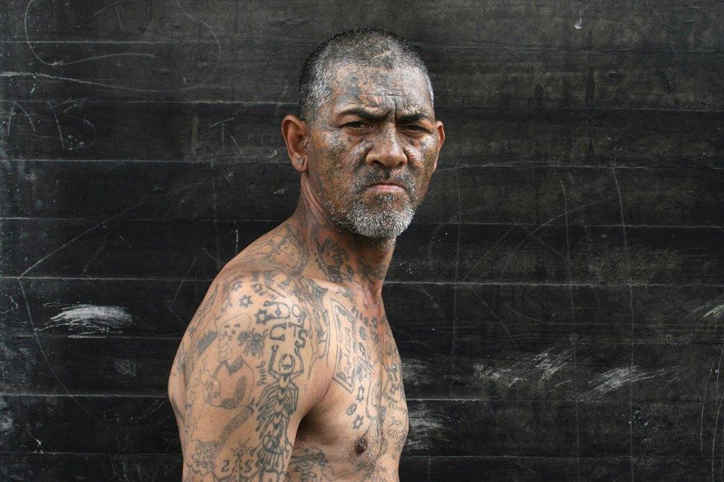 Южноафриканские тюремные банды и их татуировки. Изображение № 5.