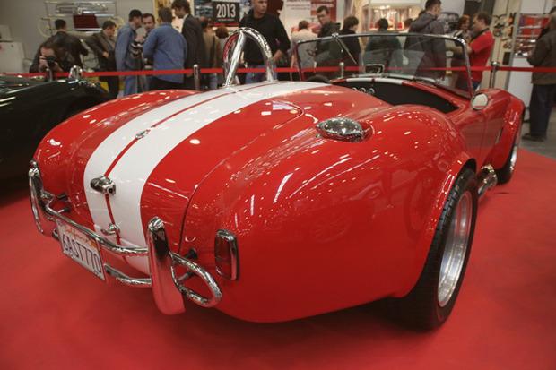 Машина времени: 8 лучших ретроавтомобилей с выставки «Олдтаймер». Изображение № 39.
