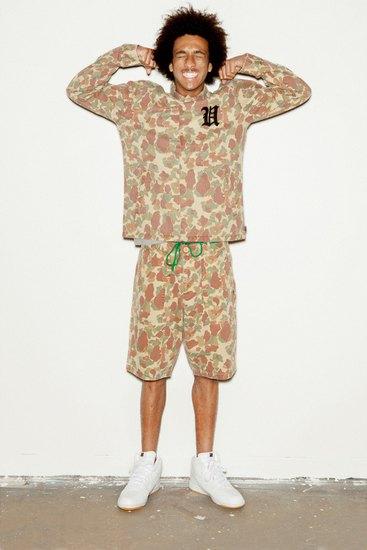Участник Odd Future снялся в летнем лукбуке марки Undefeated. Изображение № 1.