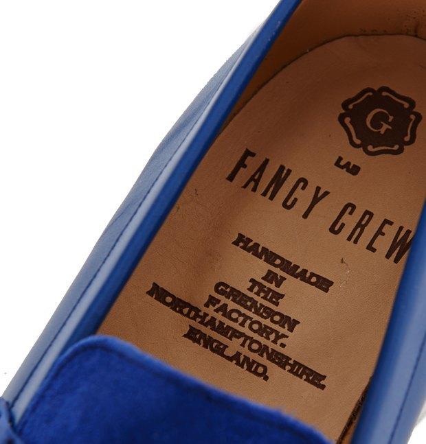 Магазин Fancy Crew и марка Grenson выпустили совместную модель обуви. Изображение № 4.