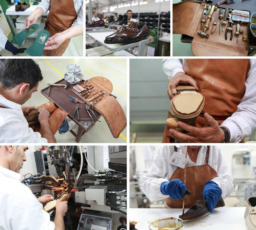 10 репортажей с фабрик одежды и обуви: Alden, Barbour и другие изнутри. Изображение № 12.