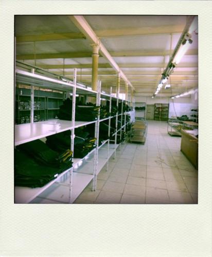 Фотографии с фабрики, где производятся вещи Grunge John Orchestra. Explosion. Изображение № 26.