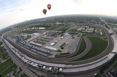 Гран-при: Трасса Indianapolis и гонка Indy 500. Изображение № 15.