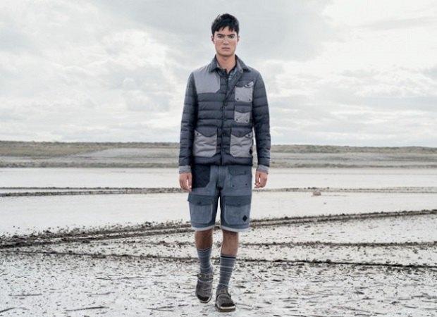 Марки Moncler и White Mountaineering анонсировали новую коллекцию одежды. Изображение № 15.