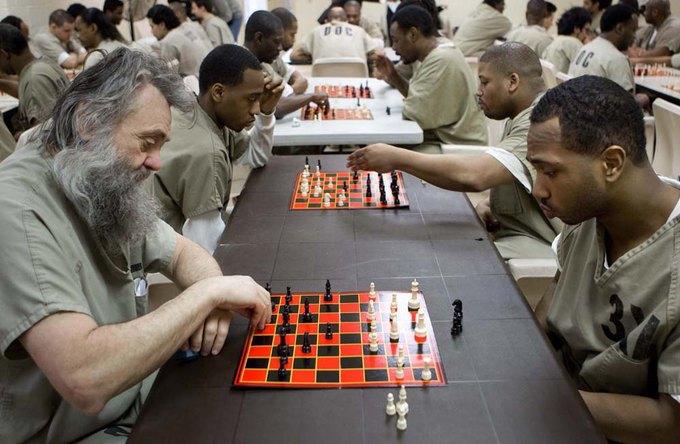 5 тюремных спортивных соревнований. Изображение № 2.