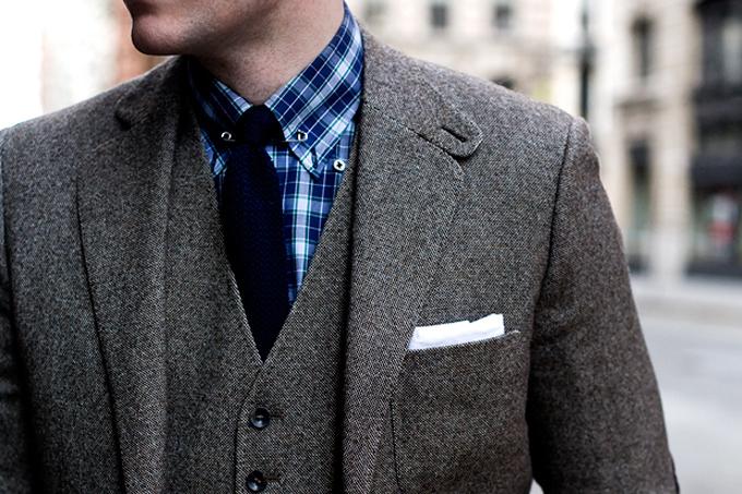 Гид по аксессуарам для галстуков. Изображение № 4.