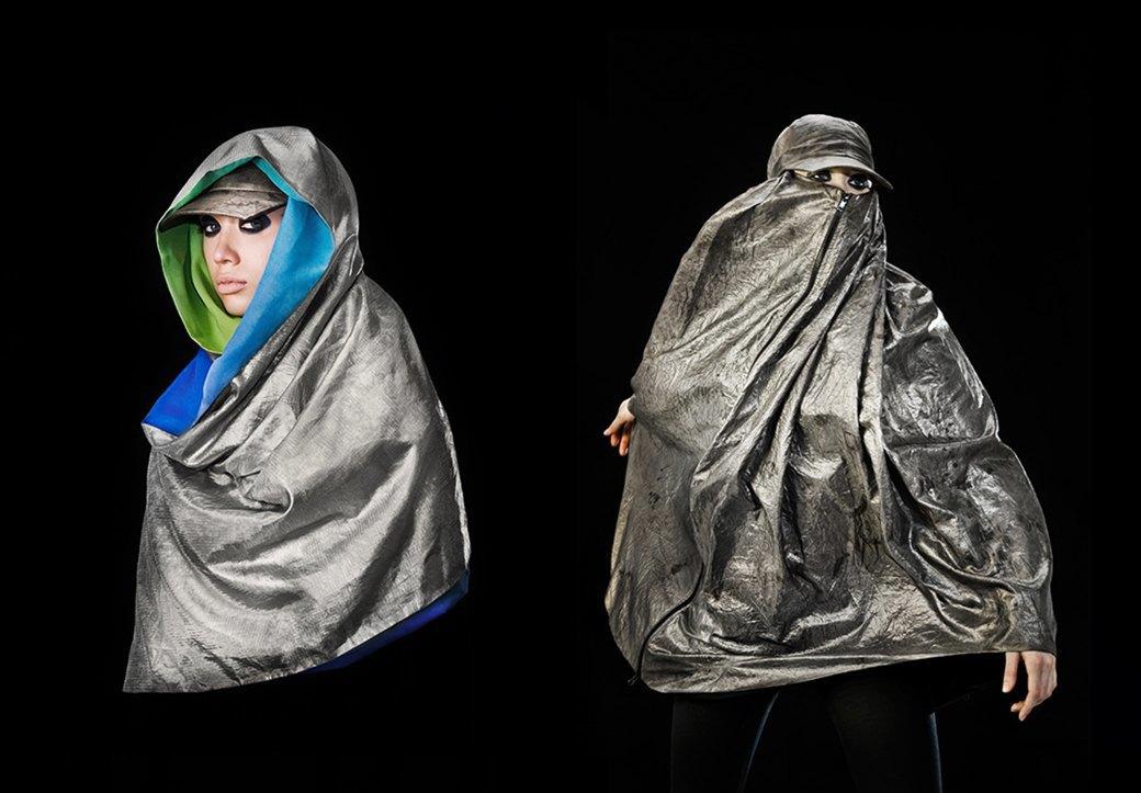 Изотермический — новый чёрный: Зачем нужна фольгированная одежда в эпоху глобальной слежки. Изображение № 13.
