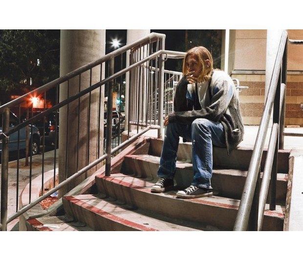 Марка FUCT выпустила лукбук, вдохновленный Куртом Кобейном. Изображение № 7.