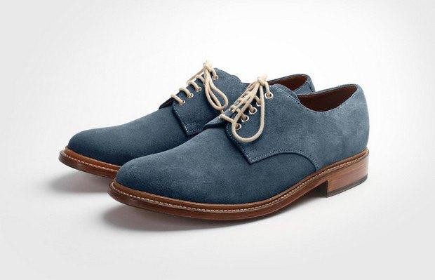 Марка Grenson выпустила весеннюю коллекцию обуви. Изображение № 36.