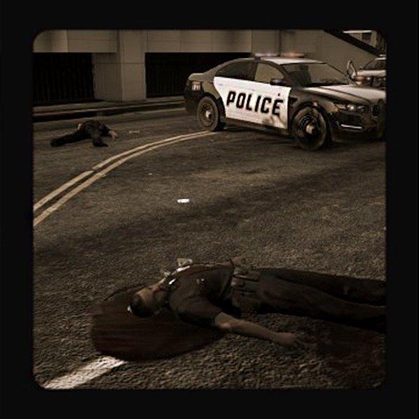 Агентство Media Lense: Фоторепортажи из горячих точек и бандитских районов в GTA V Online. Изображение № 1.