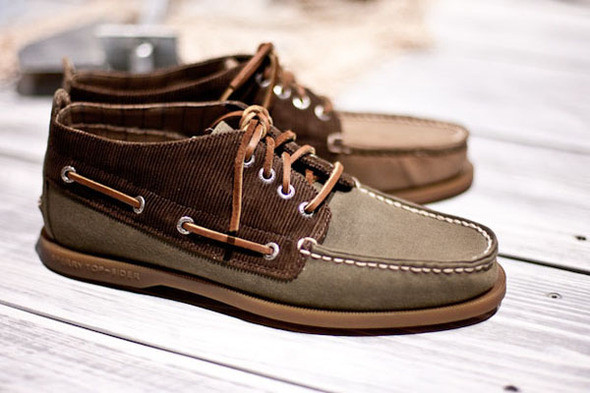 Band of Outsiders for Sperry Top-sider. Изображение № 37.