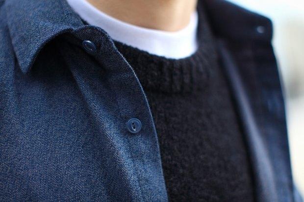 Магазин мужской одежды Mint опубликовал новый лукбук. Изображение № 12.